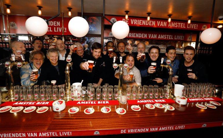 Vrienden van Amstel 2017 volledig live op RTL