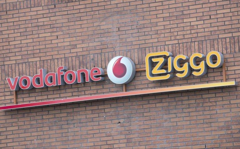 Ziggo en Vodafone informeren klanten over fusie
