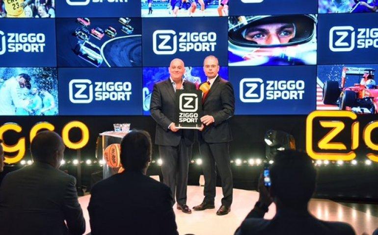 Ziggo Sport met nieuwe studio voorloper in technische vernieuwing