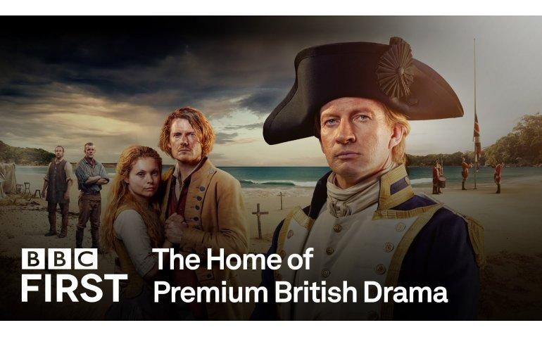 BBC First breidt distributie in België fors uit