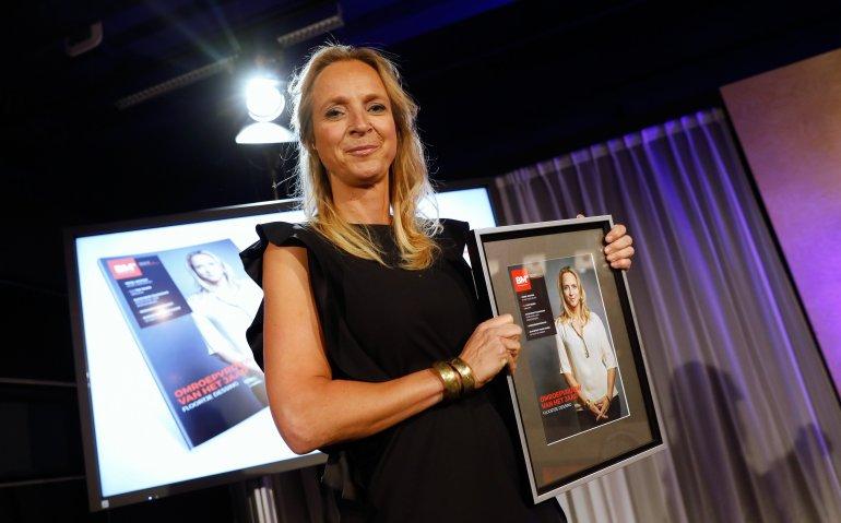 Floortje Dessing wint belangrijke tv-prijs