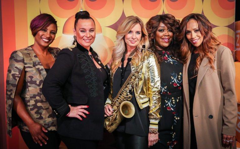 Concert Ladies of Soul zondagavond exclusief en in HD bij Ziggo