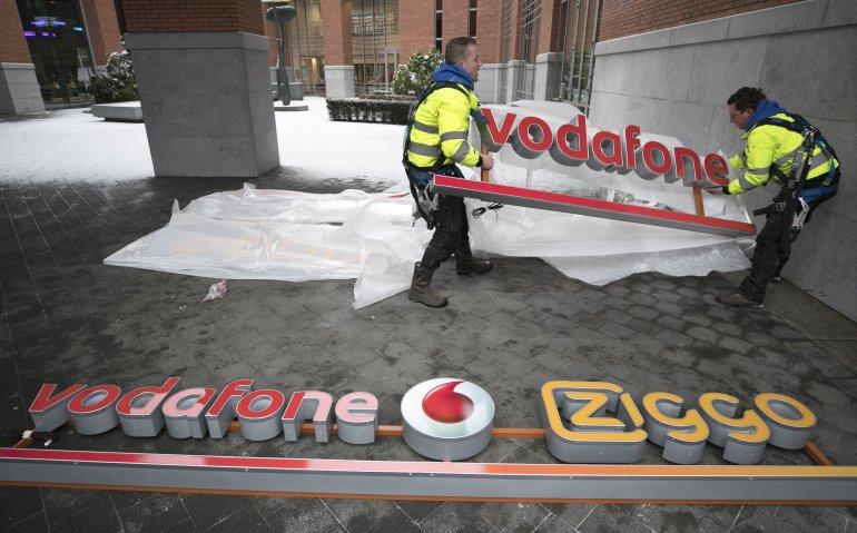 Eerste quad play-abonnementen VodafoneZiggo in aantocht