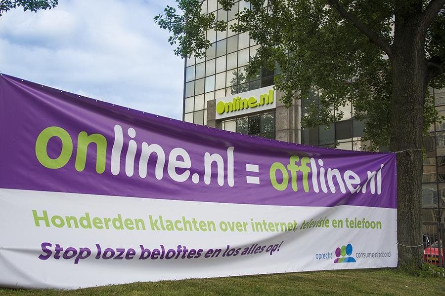 Online.nl investeert in gratis klantenservice en betere webcare