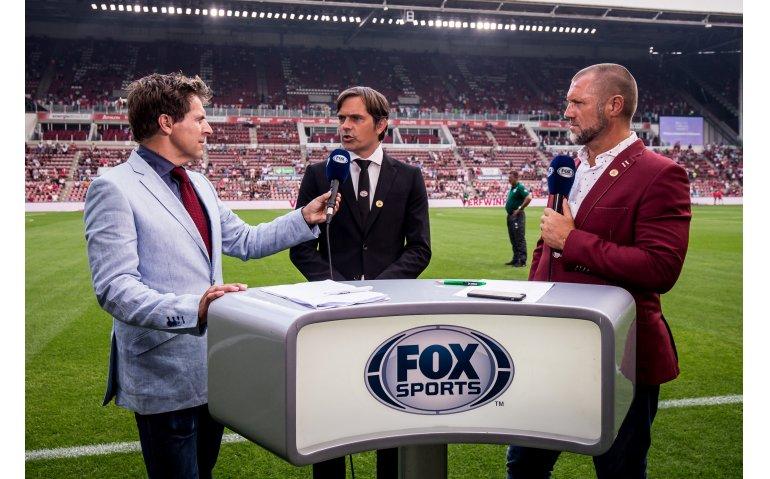 Live dagpas Fox Sport per direct bij Ziggo