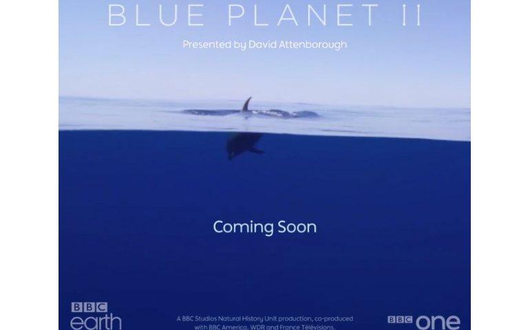 BBC maakt Blue Planet II met David Attenborough