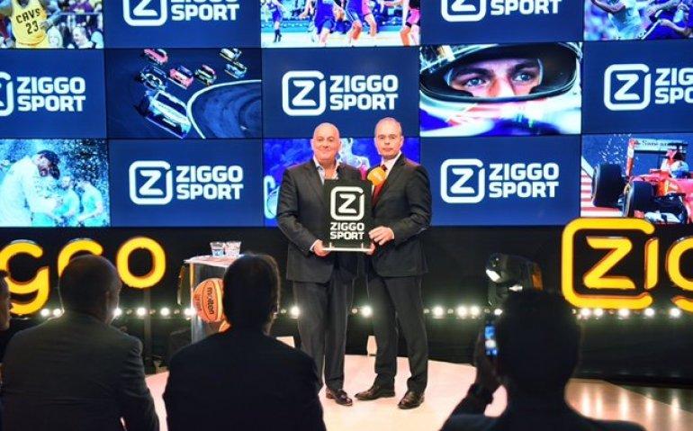 Tachtig procent Ziggo-klanten kijkt naar Ziggo Sport
