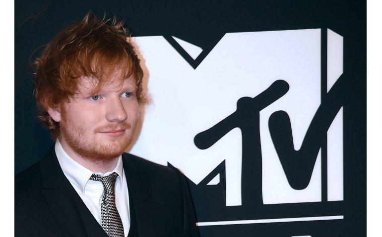 Ed Sheeran kans voor RTL Late Night kijkcijfers op te krikken
