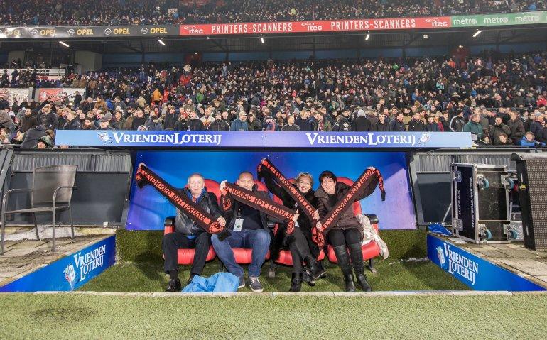 Feyenoord – PSV live op tv, radio en internet