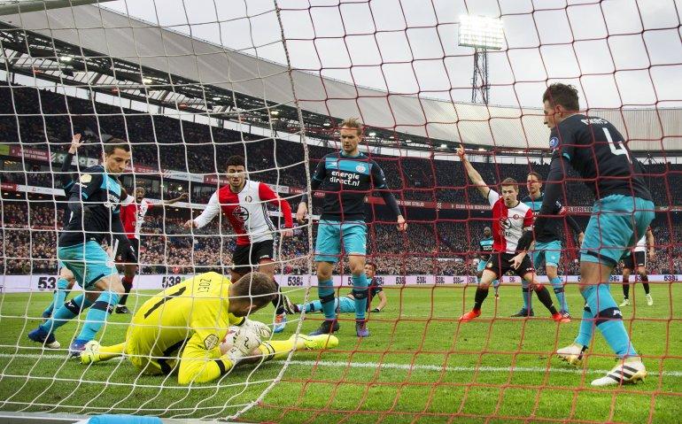 Feyenoord helpt FOX Sports aan kijkcijferrecord