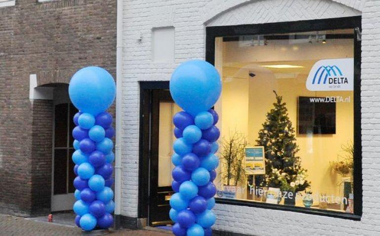 Kabelbedrijf Delta kijkt terug op succesvolle pop up-shop