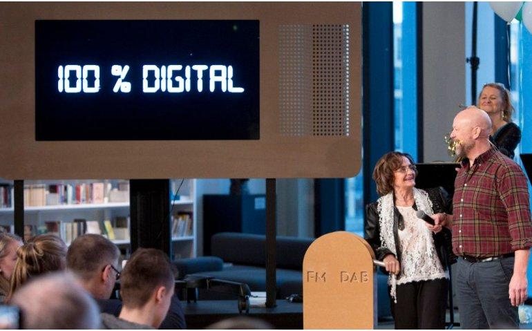 Bekendheid digitale radio DAB+ op koers