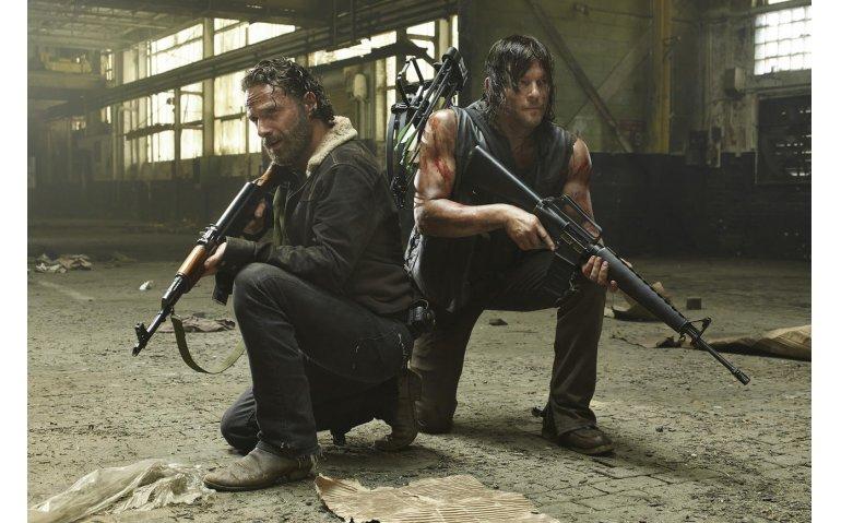 Walking Dead-acteurs in Nederland