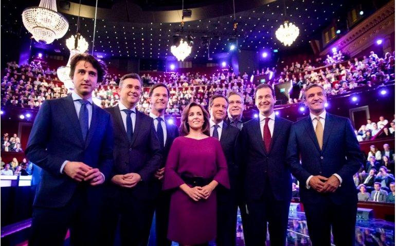 RTL Z brengt debat online en laat eigen tv-zender links liggen (update)