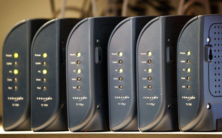 KPN maakt internet via koperdraad weer sneller