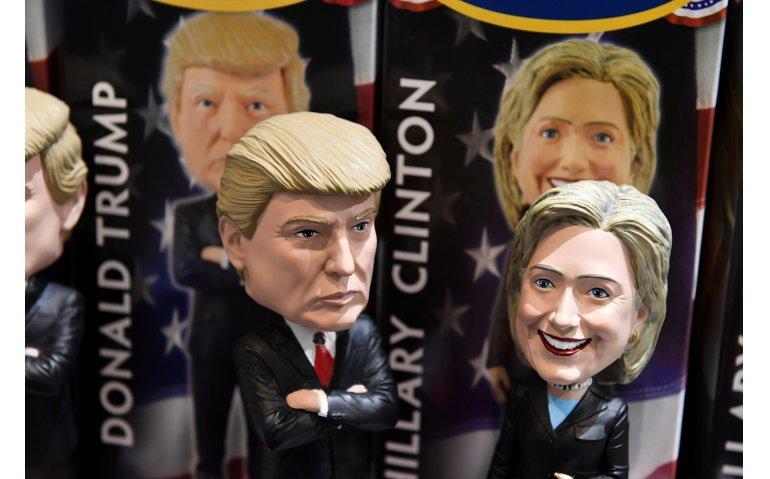 HBO maakt serie over strijd Donald Trump en Hillary Clinton