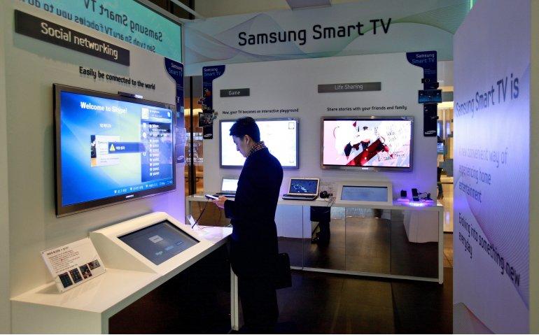 In helft huishoudens staat een Smart TV