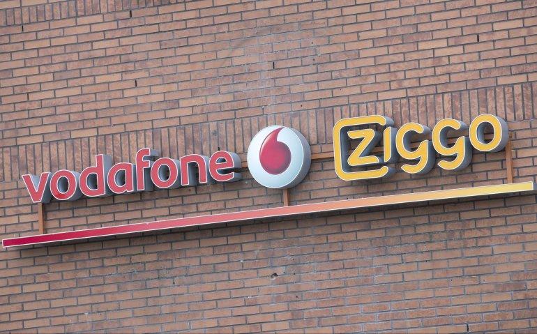Ziggo maakt eigen tv-serie
