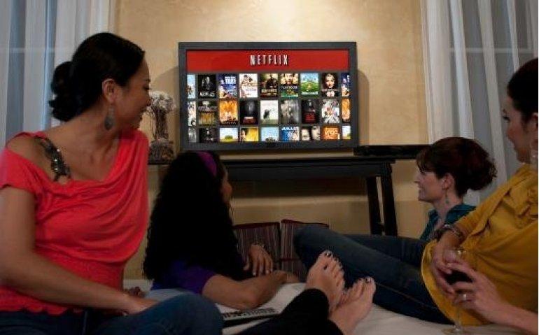 Netflix gaat 'duimen'