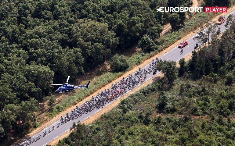 Klachten over Eurosport-wielrennen