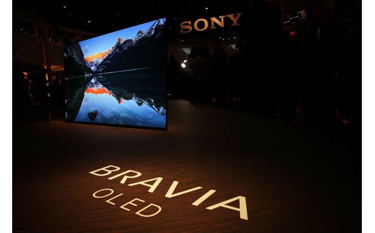 Sony brengt eerste Oled-schermen binnenkort op de markt