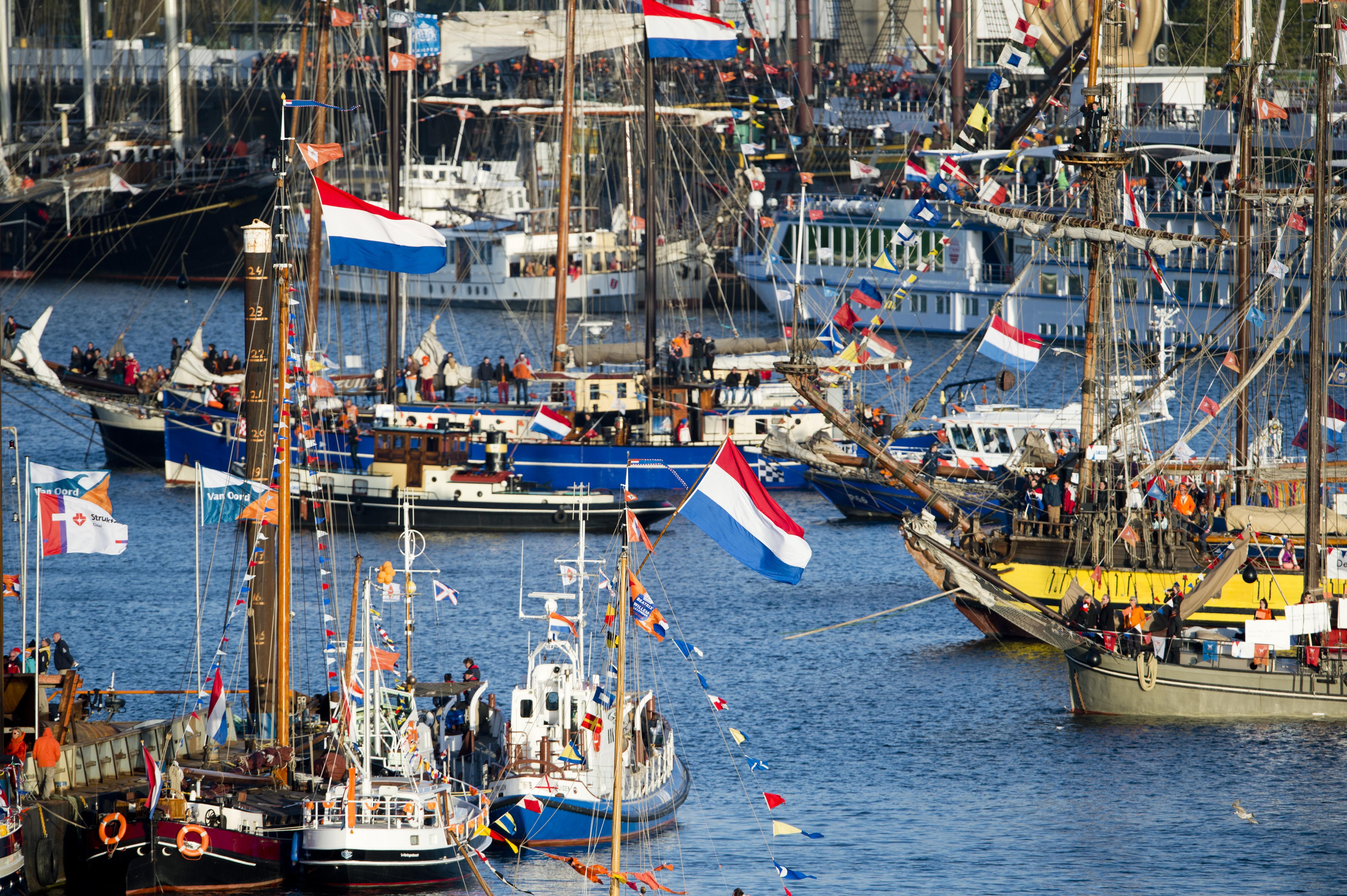 KPN ondersteunt zeilevenement Sail Den Helder
