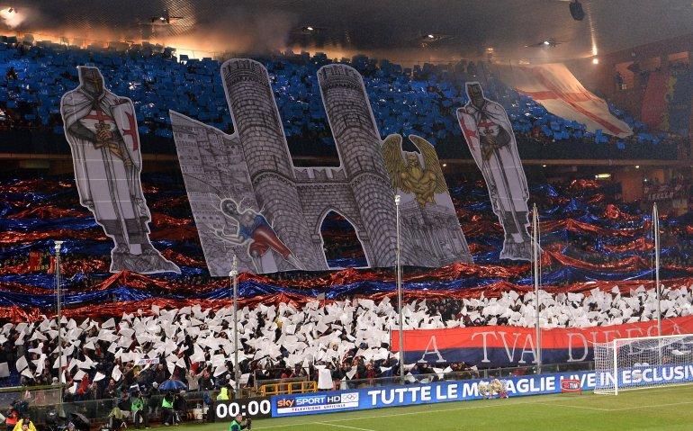 Italiaanse voetbalfans teleurgesteld over keuzes Eurosport