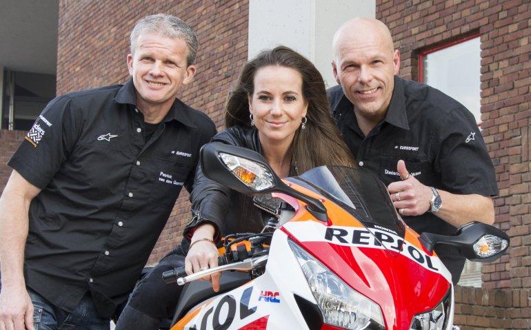 Nieuw seizoen MotoGP exclusief op Eurosport