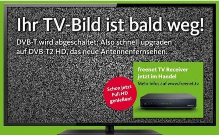 Duitse Digitenne over naar DVB-T2 HEVC en Nederland?