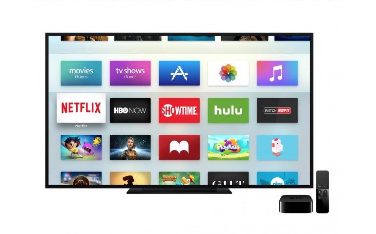 Mediaspeler Apple TV verbeterd