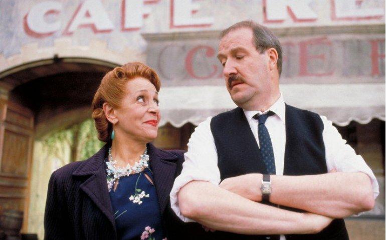 Oudere series BBC terug op tv