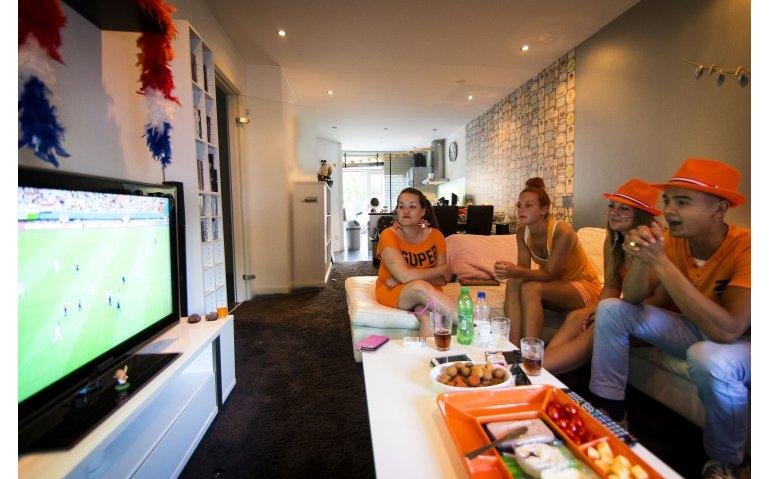 Aantal huishoudens dat tv-aansluiting opzegt blijft groeien