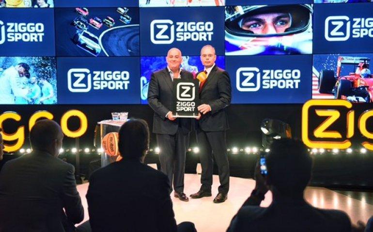 Ziggo zet Ziggo Sport in bij concurrentiestrijd KPN
