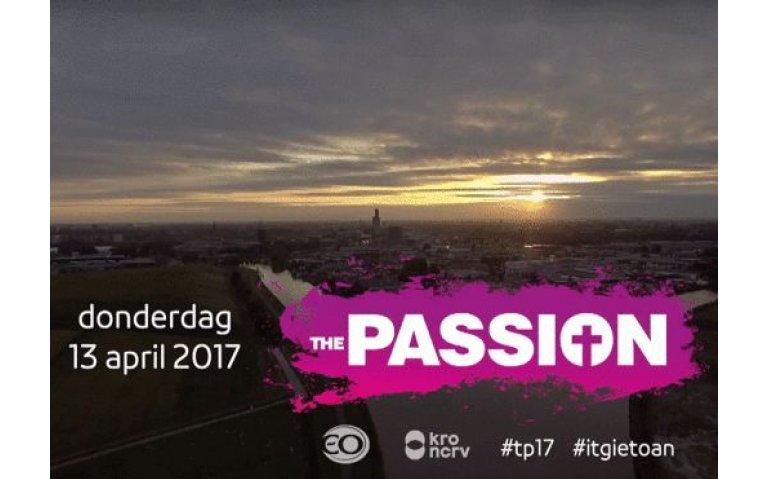 The Passion 2017 13 april live op NPO 1