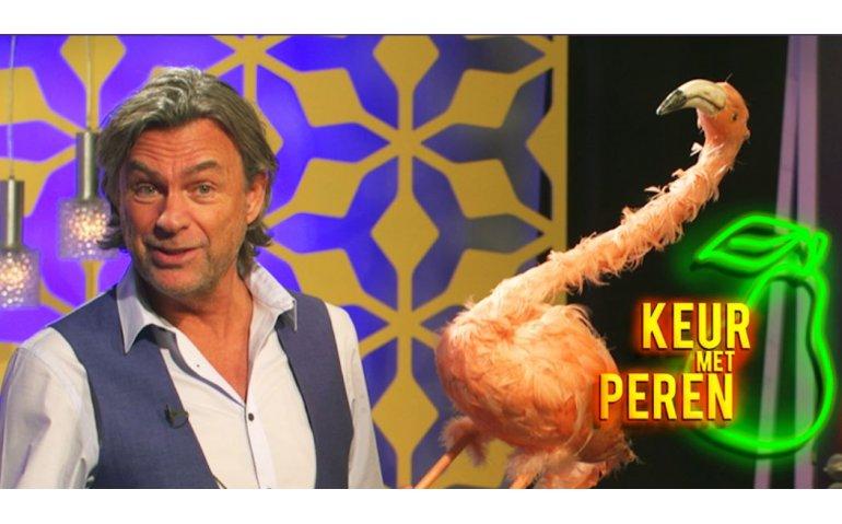 Eigen tv show voor Eddy Keur op OUTtv