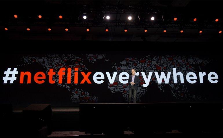 Netflix op de hielen gezeten door concurrenten