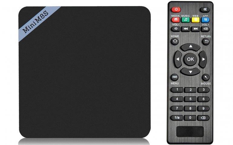 Getest: Mini M8S II mediaspeler met Android en Kodi, klaar voor Ultra HD