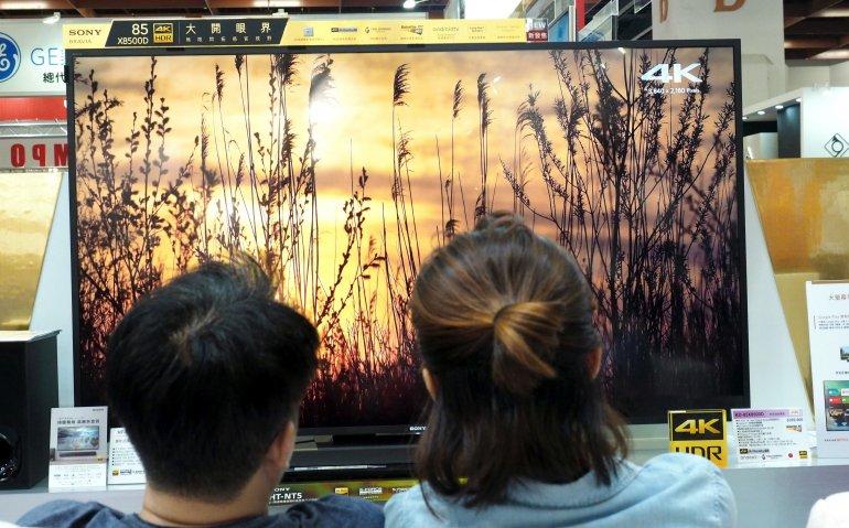 Sony Bravia OLED tv vanaf mei verkrijgbaar