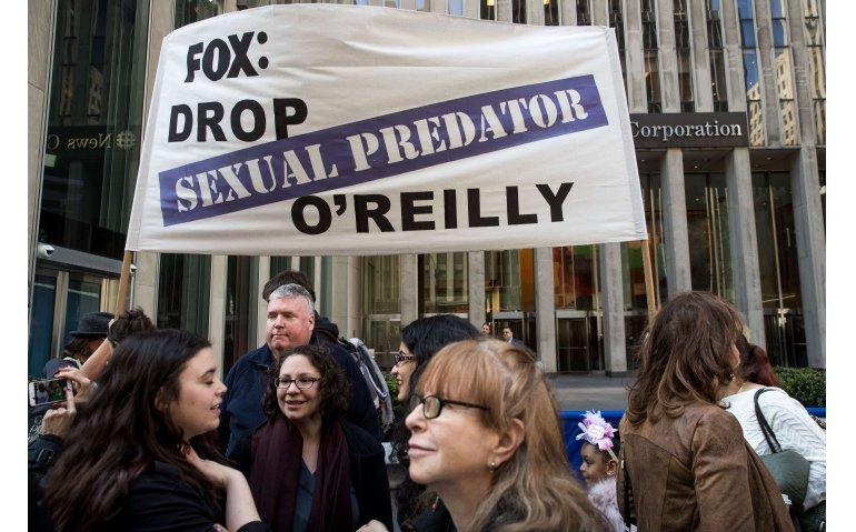 Fox News ontslaat boegbeeld Bill 'O Reilly