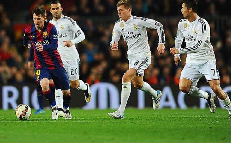 El Clasico Real Madrid – FC Barcelona gratis voor alle Ziggo-klanten