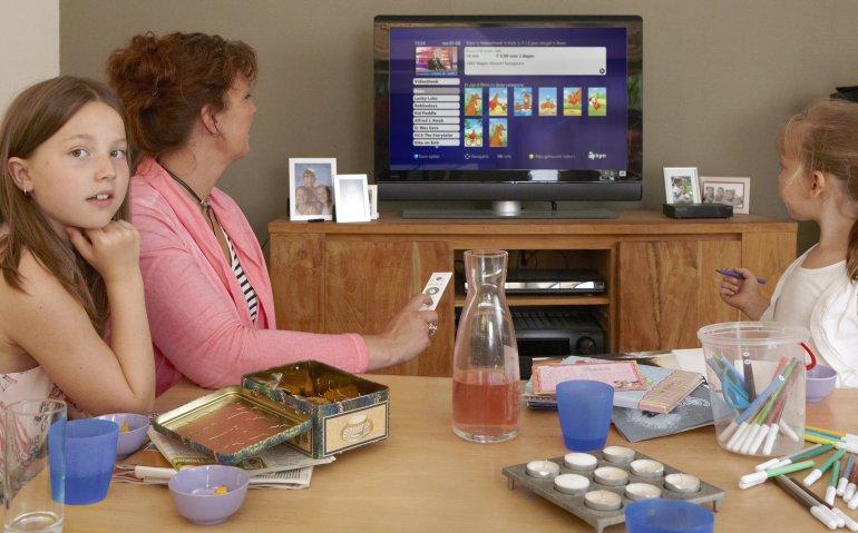 KPN ziet aantal tv-klanten weer groeien