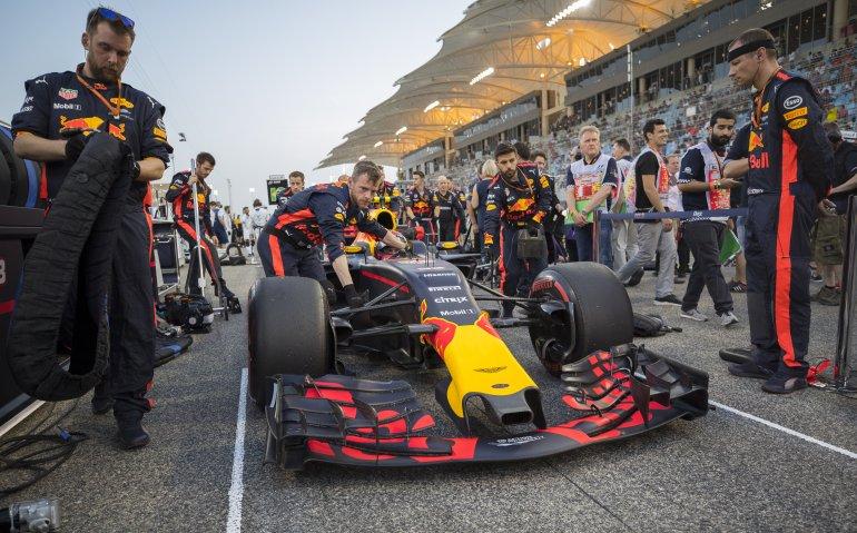 Formule 1 Grand Prix Rusland op Ziggo Sport, RTL en Channel 4