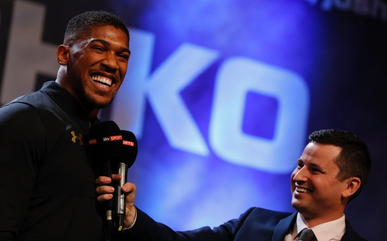 Legendarische titelstrijd Joshua vs. Klitschko live op RTL 7