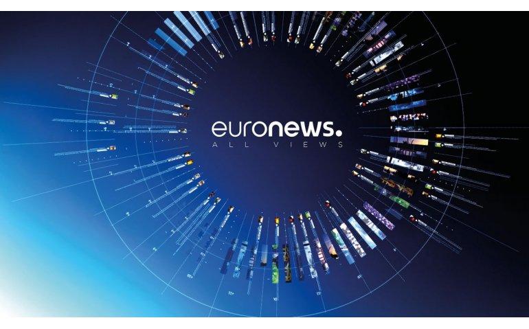 Euronews krijgt twaalf edities met ieder een eigen taal