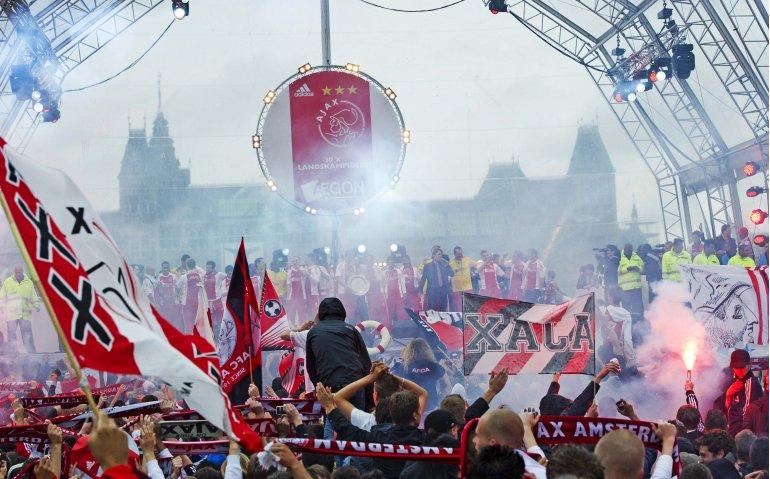 Ajax op weg naar finale Europa League live op tv en radio
