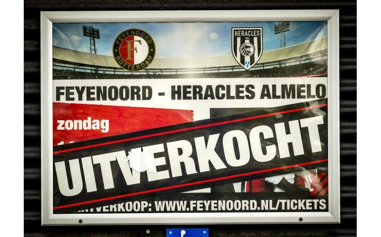 Ontknoping titelstrijd Eredivisie met Feyenoord en Ajax live op tv en radio