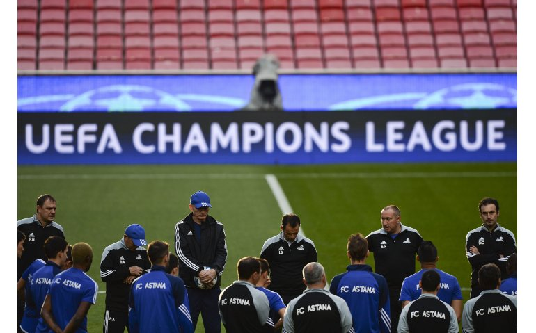 Voetbalfinale Champions League in Ultra HD en Dolby Atmos