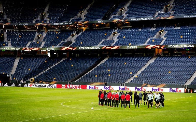 Europa League-finale Ajax – Manchester United live op tv, radio en internet