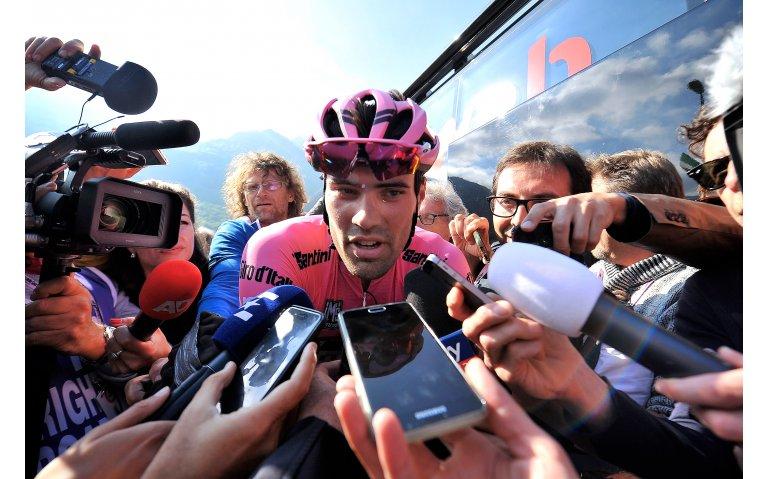 Ondanks veel kritiek bereikt Eurosport kijkrecord met Giro d'Italia