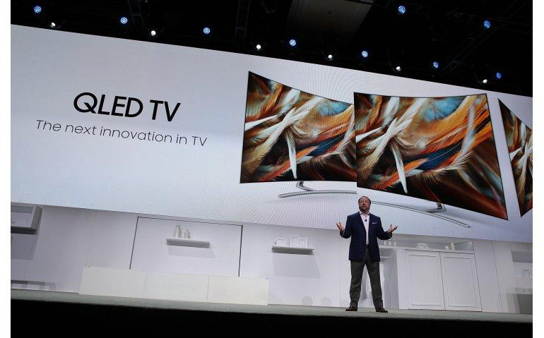 Samsung maakt Ultra HD-televisie groter